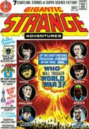 Strange adventures dc comics benzi desenate vechi