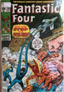 marvel fantastic four benzi desenate vechi over-mind
