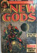 New Gods 1 Orion prime aparitii benzi vechi marvel kirby