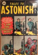 Kirby stan lee tales to astonish benzi desenate vechi