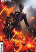 Francesco mattina batman cover varianta comics