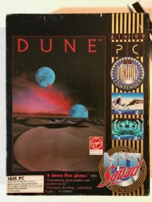 virgin dune 3,5 floppy disks