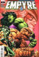 Empyre benzi marvel comics new