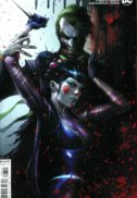 Punchline cover batman dc comics