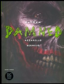 Batman Damned DC Comics 3 for sale vanzare banda desenata