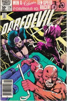 Daredevil 176 first appearance stick prima aparitie