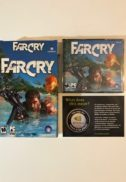 Far cry 1 box video game big