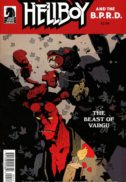 Hellboy bprd mike mignola comic benzi desenate