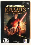 KOTOR Republic cd-rom box cutie joc video original vintage