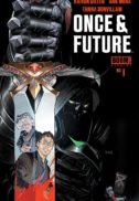 once & future cover A first print comic for sale