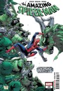 Green goblin amazing spider-man comics new
