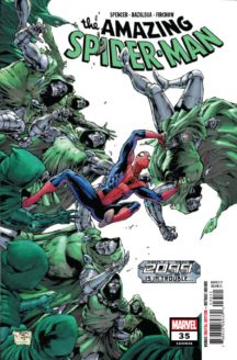 Green goblin amazing spider-man comics new