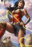 Wonder Woman 755 variant comic dc new