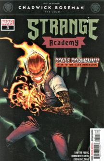 Strange academy 3 benzi desenate noi marvel