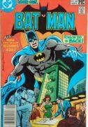 Batman poison ivy dc comics benzi vechi