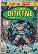 Detective comics benzi desenate vechi dc