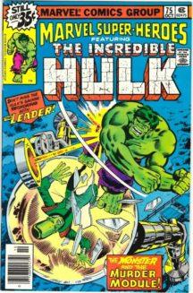 Marvel Super-heroes hulk
