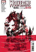 Wolverine black white blood marvel noi