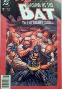Victor zsasz prima aparitie comic batman dc comics