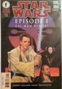 Dark Horse Obi-Wan Kenobi comics benzi desenate