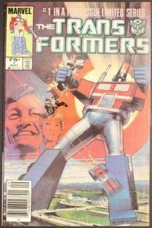 Transformers benzi desenate comics