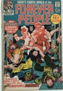 Forever People 4 comic