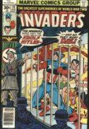 Invaders hitler cover benzi desenate vechi
