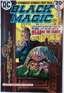 Black Magic dc comics