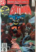 detective comics batman dc comics vechi
