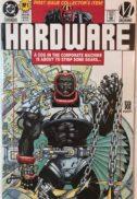 Hardware benzi desenate vechi dc comics