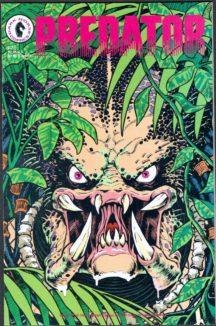 predator comics benzi desenate dark horse