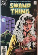 Swamp thing 33 benzi vechi comics