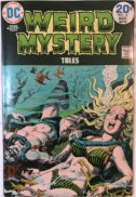 Weird Mystery tales dc comics benzi desenate horror