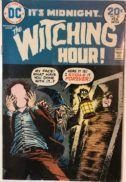 Witching hour dc comics benzi desenate vechi