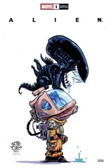 Marvel Scottie Young benzi desenate noi