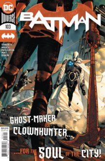 Batman benzi desenate noi dc comics