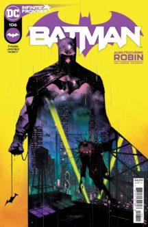 Batman 106 dc comics benzi desenate noi