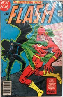 Flash 259 benzi desenate vechi comics dc