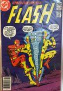 Flash 281 comics vechi romania benzi desenate