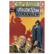 Phantom stranger benzi desenate vechi dc comics
