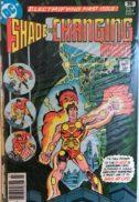 Shade changing man 1 benzi desenate vechi dc comics