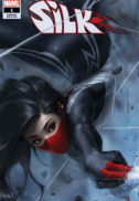 Silk marvel benzi desenate noi variant cover