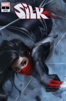 Silk marvel benzi desenate noi variant cover