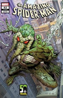 Amazing Spider-Man Swamp Thing benzi desenate noi