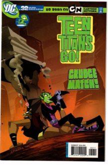 Teen Titans Go Cartoon Network benzi desenate vechi