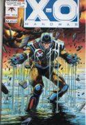 XO Manowar semnata benzi noi desenate comics