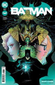 Batman 107 benzi desenate noi dc comics