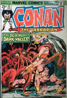 marvel romania comics vechi conan
