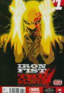 Iron Fist benzi desenate comics noi
