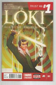 Loki comics benzi desenate marvel romania